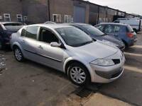 2007 Renault megane 1.6 petrol £500 to clear