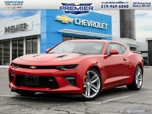 2017 Chevrolet Camaro - 2SS LEATHER, NAVIGATION