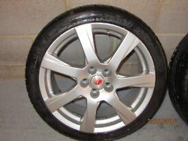 ATS alloy wheels 8j x 18 ET40 5 X 112 stud pattern VW/Audi - BMW?
