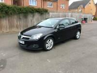 Vauxhall Astra sports coupe hatch 2007 reg with low miles long mot , px welcome