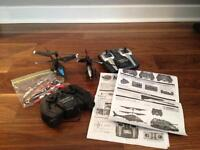 2 AIR HOGS RC HELICOPTERS!