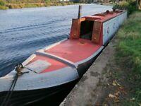 Narrowboat Curtis Hudson 60ft