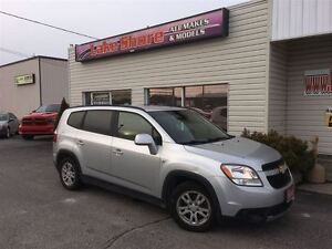 2012 Chevrolet Orlando 1LT CLEAN CAR PROOF