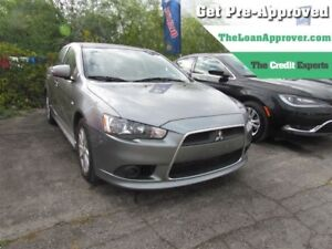 2015 Mitsubishi Lancer ES | ONE OWNER | BLUETOOTH