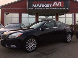 2011 Buick Regal CXL, Alloys, Leather, WE APPROVE ALL CREDIT