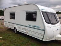 Coachman Amara /520/4 berth 2002 px welcome