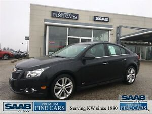 2012 Chevrolet Cruze LTZ Turbo RS Navigation!!