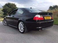 "BMW 3 Series 2.0 320Cd M Sport 2dr very clean + leathers"" PRICE REDUCED"""