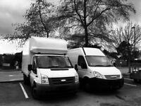 Removals, Man and Van, Storage, Pack and Move, Luton Van