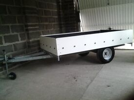trailer 2m by 1.2m handy size not needed anymore