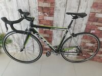 2014 Felt F95. Road Bike. RRP £600. Excellent Condition. 54cm Frame. Carbon Forks