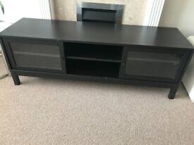 Black TV Unit/Stand/Console