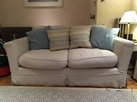 Two sofas from sofa(dot)com - Horatio - 1 medium and 1 large