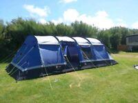 Kalahari 10 man tent with footprint