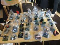 42 Dreamblade Collectable Miniatures