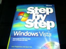 windows step by step vista guide