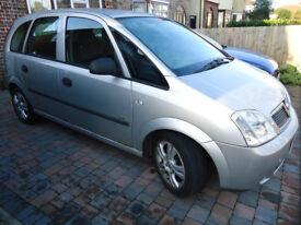 Vauxhall Meriva 1.4 Life
