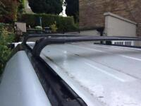 Roof Bars for a Land Rover