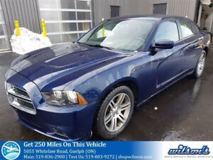 2013 Dodge Charger SXT SUNROOF! HEATED SEATS! PUSH BUTTON START!