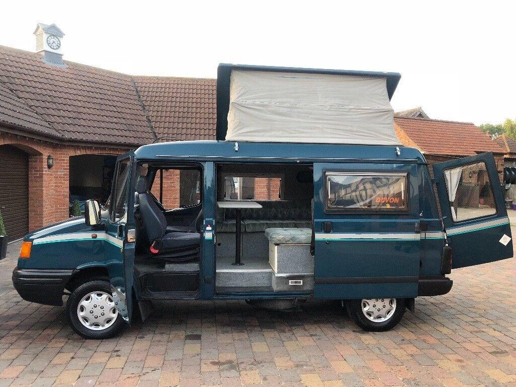 Devon Kalahari 2 Berth Camper Van - 1998 (S)reg LDV Van 1.9D