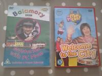 Me too and Balamory DVDs From Cbeebies
