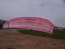 Ozone Octane dhv-2 paraglider