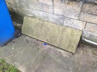 Large slab stone