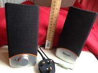 Hi Fi active speakers