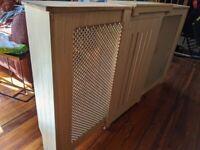 Wooden Radiator Cover