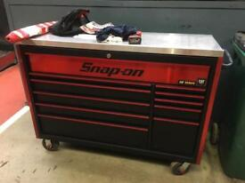 """Snap On KRA 54"""" Limited Edition Roll Cab"""