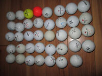 69x Wilson & Ultra Golf Balls (from £4 Dozen)