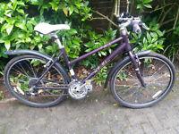"""Pendleton Brooke 16"""" Girls/Ladies Hybrid Bike"""