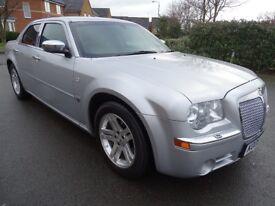 2008 CHRYSLER 300C 3.0 V6 CRD AUTO DIESEL FULL HISTORY FULL 12 MONTHS MOT LOOK!