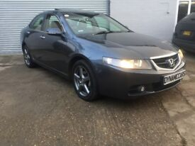 HONDA ACCORD 2.2 CTDI EXECUTIVE 4 DOOR