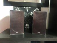 2x50w Speakers