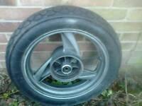 Kawasaki er5 rear wheel
