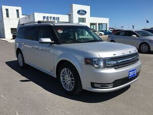 2013 Ford Flex SEL - Nav, Heated Leather, AWD