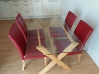New & used dining tables & chairs for sale in Glasgow Gumtree