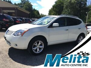 2010 Nissan Rogue SL, WITH SET OF  WINTER TIRES & RIMS