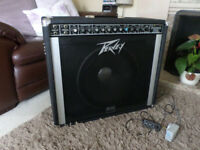 Peavey Session 500 pedal steel guitar amp, Whitchurch, Shropshire