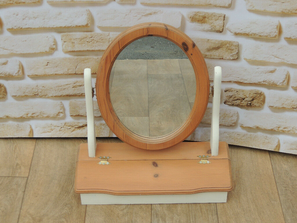 Shabby chic mirror (Delivery)