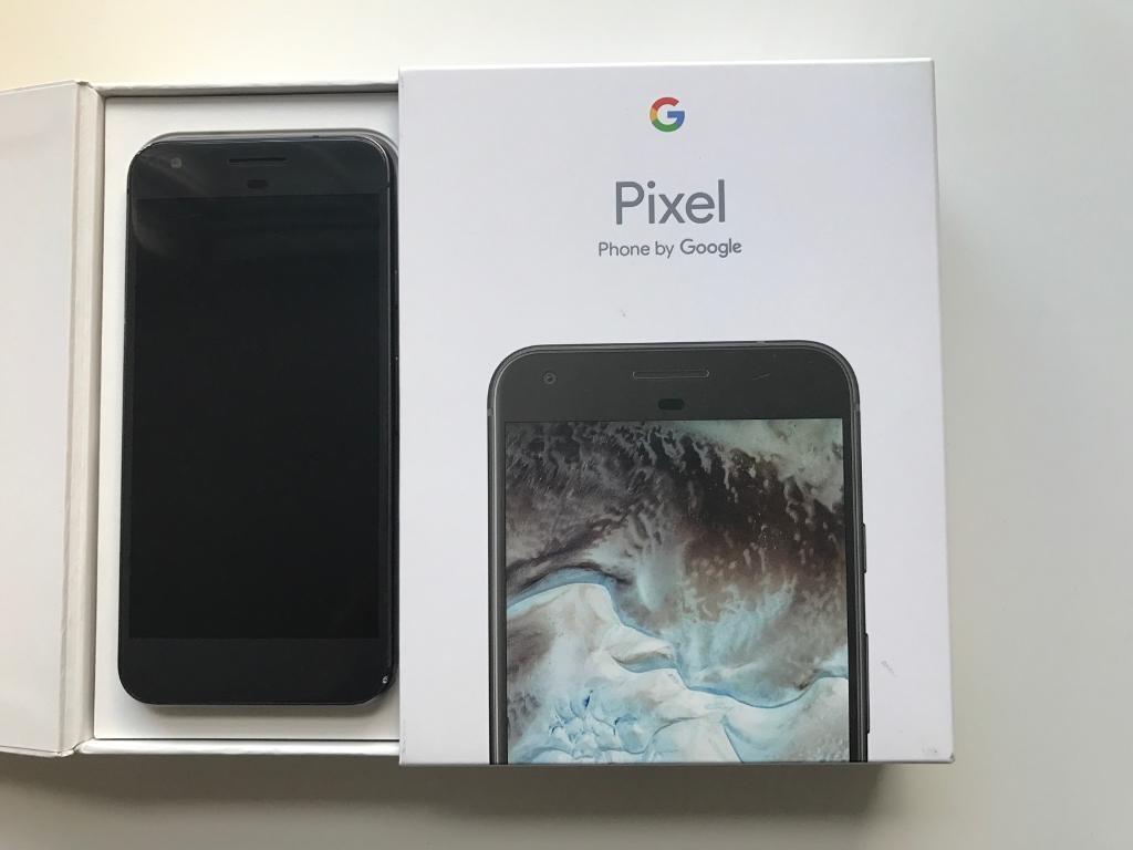 Google Pixel 128GB Quite Black
