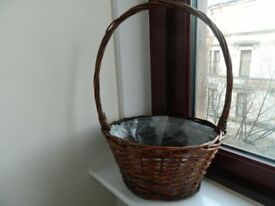 Easter Wicker Basket
