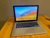 "Apple Macbook Pro 13"" - Intel Core i7 2.9 GHz - 8GB RAM - 240 GB SSD - MINT A Condition"