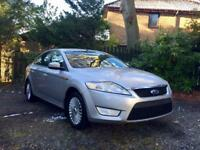 FORD MONDEO 1.6 ZETEC 5DR [1 PREVIOUS OWNER / FULL SERVICE HISTORY / MOT SEPTEMBER 2018 / IMMACULATE