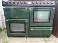 Range cooker - Belling freestanding 110 range cooker