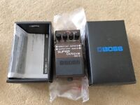 BOSS OC3 OCTAVE PEDAL, AS NEW