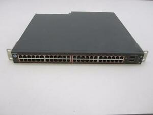 Nortel 5650TD-PWR - Managed Layer 3 Switch - (48) 10/100/1000 Gigabit - (2) XFP Ports