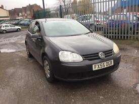 VOLKSWAGEN GOLF TSI S BLACK PETROL 1390CC 90BHP NATIONWIDE DELIVERY ****BARGAIN****
