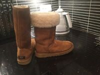 Ugg Ladies boots size 5